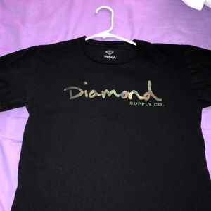 Diamond t shirt